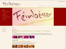 Feinbeisser GmbH. Party -& Veranstaltungsservice