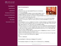 Curschmanns das Weinlokal mit monatlich wechselnder Speisekarte