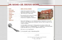 Zahnarztpraxis Dr. Henning Mohr und Dr. Viktoria Brosig-Mohr, Barmstedt