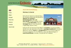 Gästehaus Kirchwerder in Hamburg