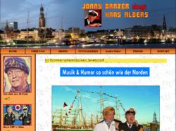 Johnny Danzer singt Hans Albers