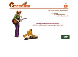 Folkland.de - Das Portal für Folk und Weltmusik im Norden!
