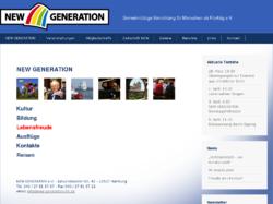 New Generation - Veranstaltungsservice