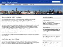 Sabine Below Personaldienstleistungen GmbH