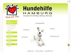 Hundehilfe Hamburg - Ihre Agentur für Vermittlung · Beratung · Betreuung