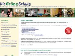 Die Grüne Schule - Heilpraktikerausbildung