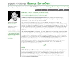 Praxis für Psychotherapie und Supervision in Hamburg