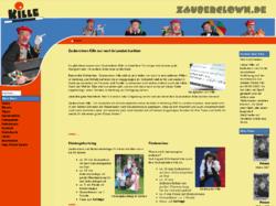 Zauberclown Kille für Hamburg und Umgebung