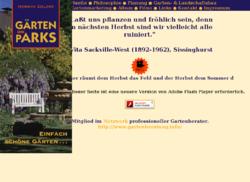 Gärten und Parks - Herwyn Ehlers