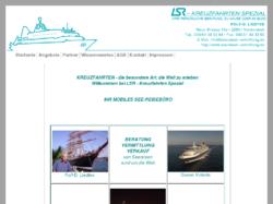 LSR-Kreuzfahrten Spezial