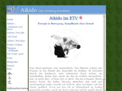 Aikido Dojo im Eimsbüttler TV