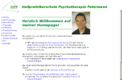 Heilpraktikerschule Psychotherapie Petermann