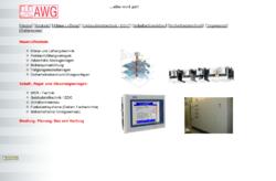 AWG Lüftungsanlagen und MSR-DDC-Technik