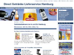 Direct Getränke Online-Shop