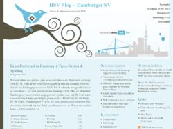 Nur der HSV Fanprojekt
