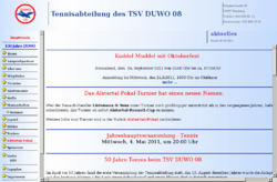 TSV Duwo 08 Tennis