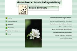 Andreas Sorge/Bernd Solkowsky Garten-und-Landschaftsbau