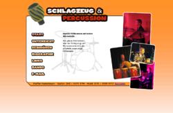 Schlagzeugunterricht und Percussionunterricht