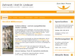 Zahnarzt Hamburg Dr. Lindauer - Praxis für ganzheitliche Zahnmedizin