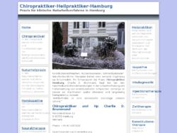 heilpraktiker chiropraktiker
