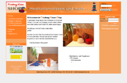 Meditationskissen und mehr von Friedburg-Kissen