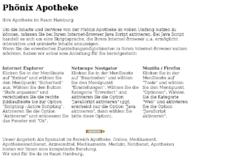 Phönix Apotheke Hamburg