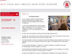 Wolfshagen-Apotheke Hamburg Hamm