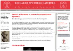 Leonardo Apotheke Hamburg Harvestehude