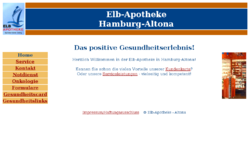 Elb-Apotheke in Hamburg-Altona