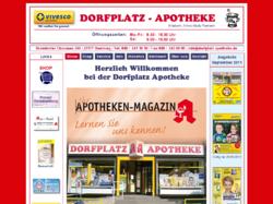 Dorfplatz Apotheke Bramfeld