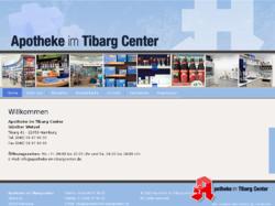 Apotheke im Tibargcenter in Niendorf