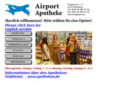 Airport Apotheke Hamburg