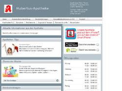 Hubertus Apotheke Hamburg