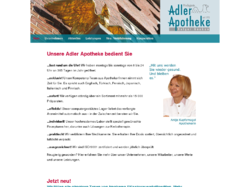 Adler Apotheke in Hamburg-Wandsbek
