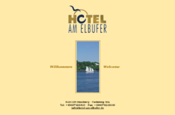 Hotel am Elbufer