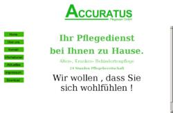Accuratus Pflegeteam GmbH Der Pflegedienst in Hamburg