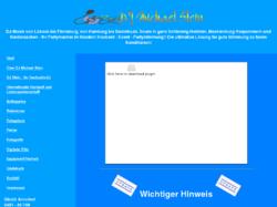 DJ Michael Stein Musik und Stimmung für alle Feiern in und um Hamburg