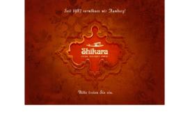 Shikara die besonders feine indische Küche