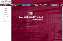 Casino Kampnagel Kantine und Restaurant im Jarre-Viertel