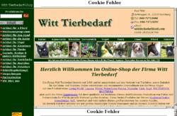 Witt Tierbedarf Shop