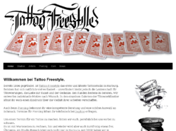 Tattoo-Freestyle Hamburg-Harburg - Good Tattoos