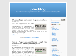 Plexblog