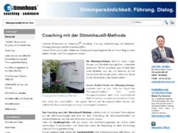 Stimmhaus Coaching und Seminare