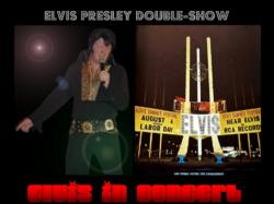 Aaron C. - Elvis-Imitator für jeden Anlass