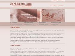 US-Projects Sprachdienstleistungen