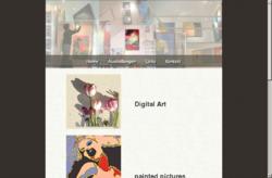 Kunst und Großbilder Digital-Art