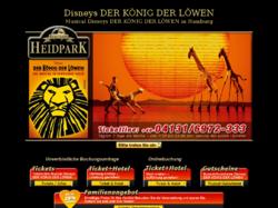 Musical Disneys Der König der Löwen