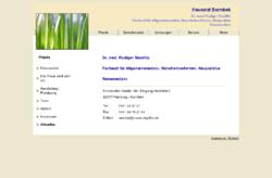 Hausarztpraxis Dr. med. Rüdiger Seydlitz