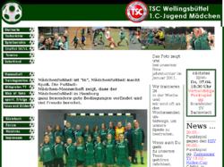 TSC Wellingsbüttel 2.E-Mädchen