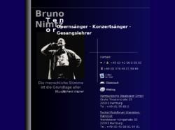 Gesangsunterricht bei Bruno Nimtz